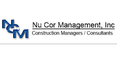 Logo for Nu-Cor Management, Wind Gap, Pa.
