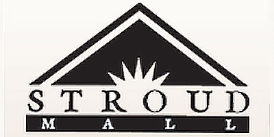 Logo for Stroud Mall, Stroudsburg, Pa.