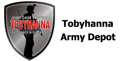 Logo for Tobyhanna Army Depot