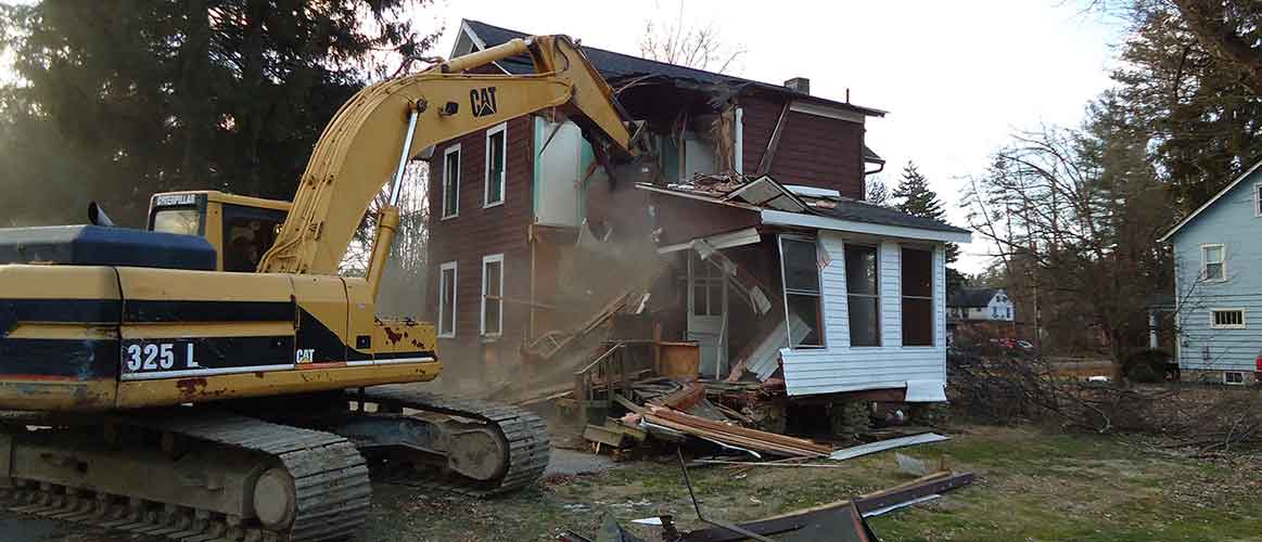 Demolition-in-Stroudsburg